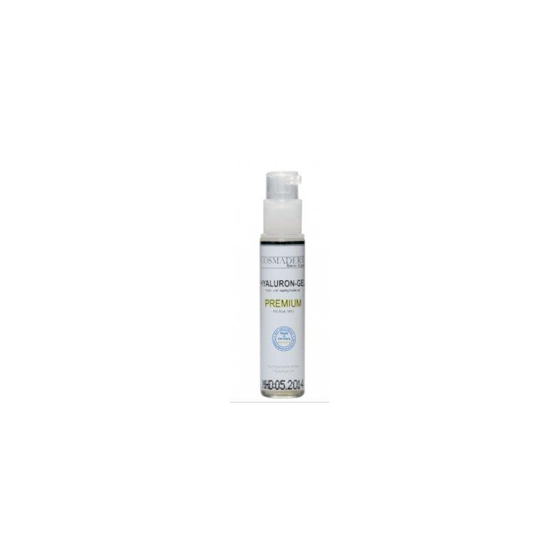 Cosmaderm - Hyaluron-Gel Premium mit Aloe Vera (Greenline) - 2ml (GP: 241,26 € pro 100 ml)