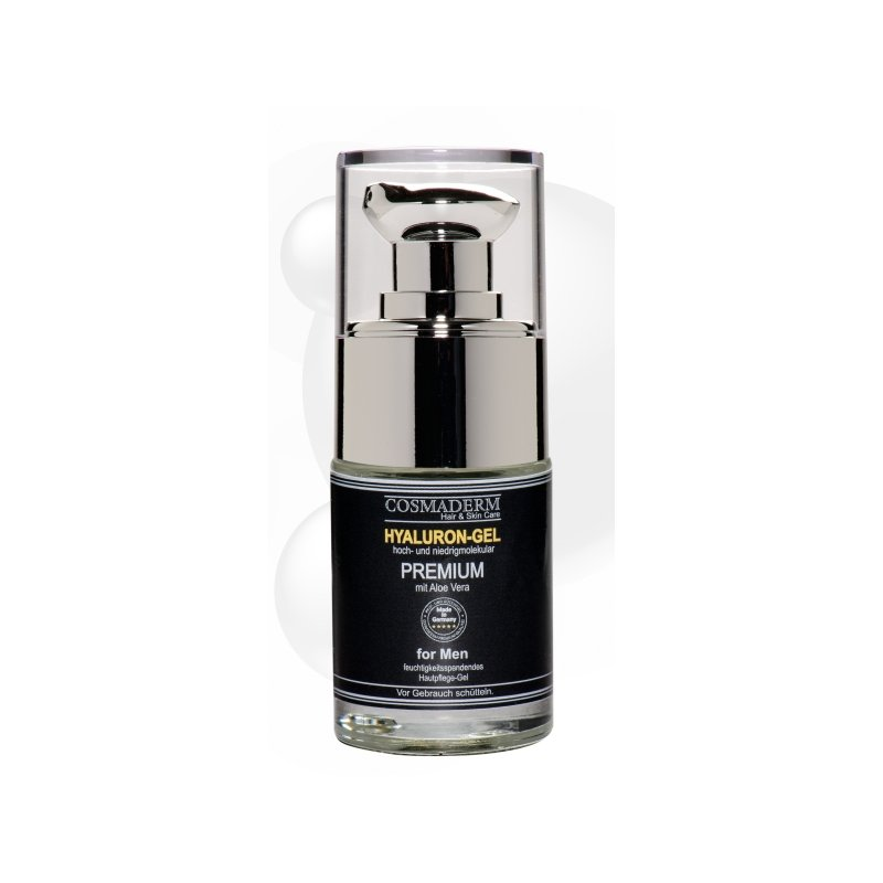 Cosmaderm - Men Hyaluron Gel Premium - 15ml