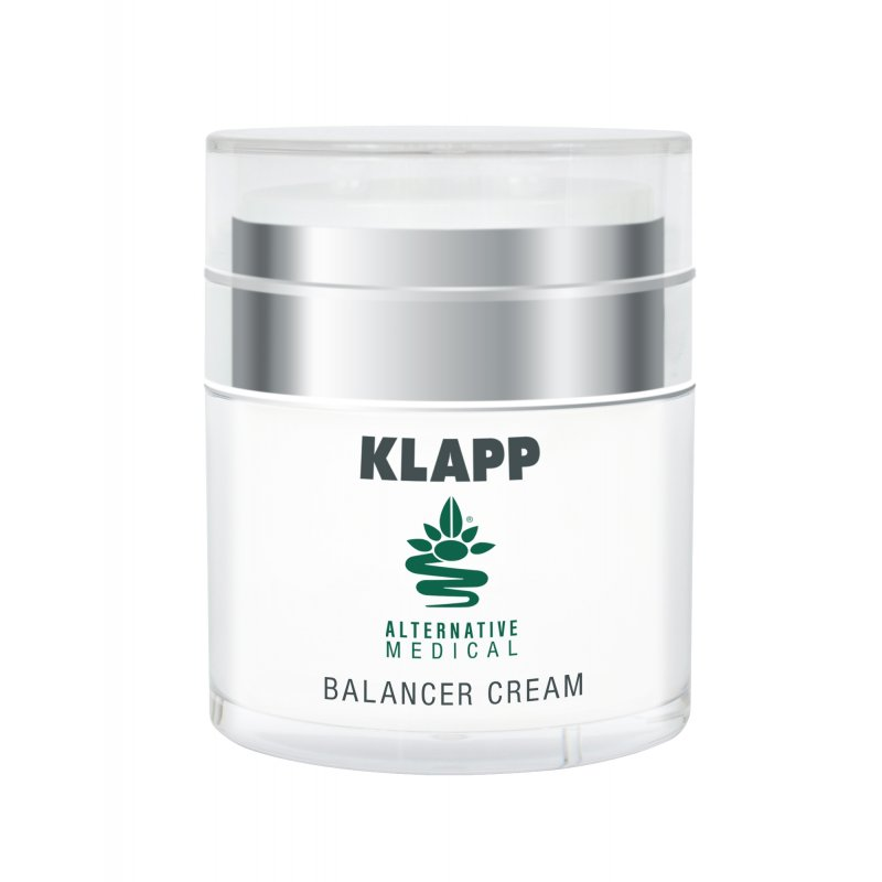 Klapp - Alternative Medical - Balancer Cream 50 ml
