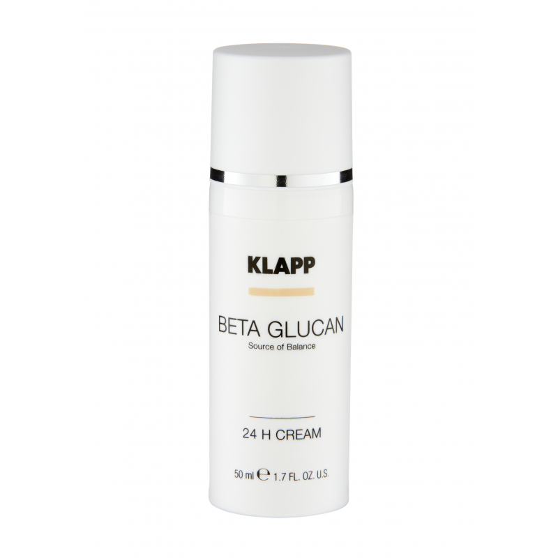 Klapp - Beta Glucan 24h Cream 50ml