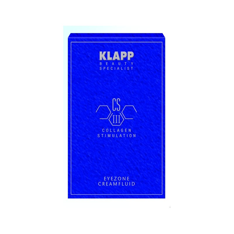 Klapp - CS III Collagen Stimulation Eyezone Creamfluid 20 ml
