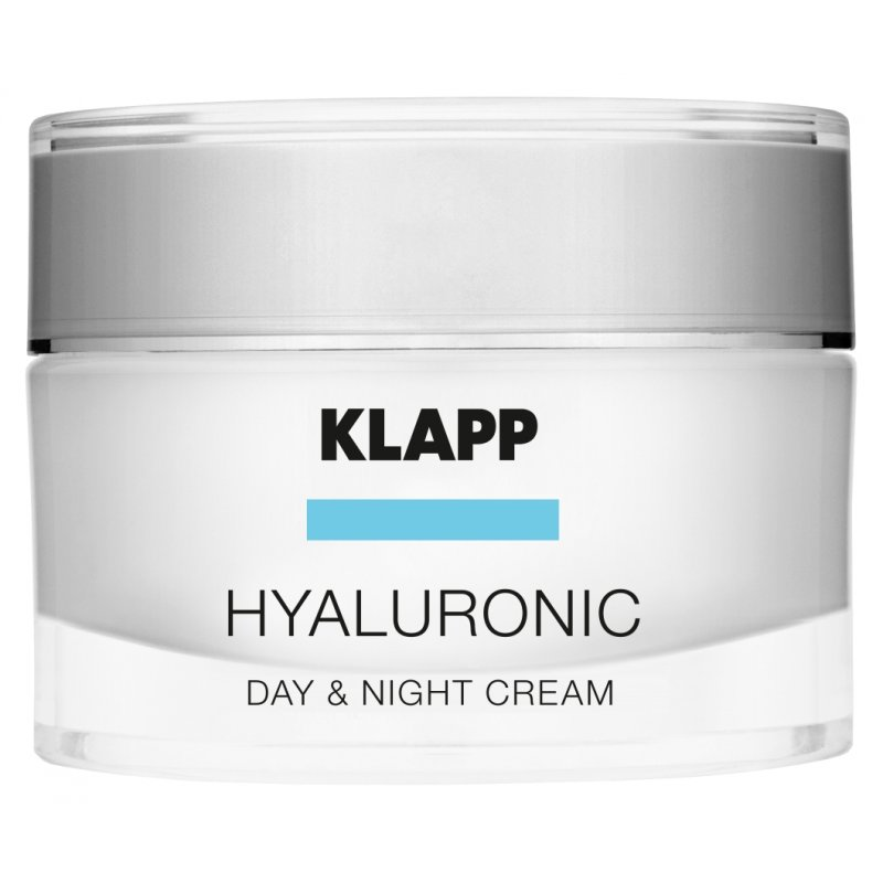 Klapp Hyaluronic - Day & Night Cream 50 ml