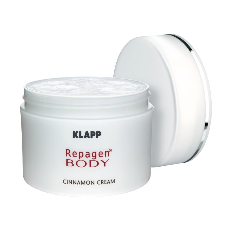 Klapp - Repagen-Body Cinnamon Cream 250 ml