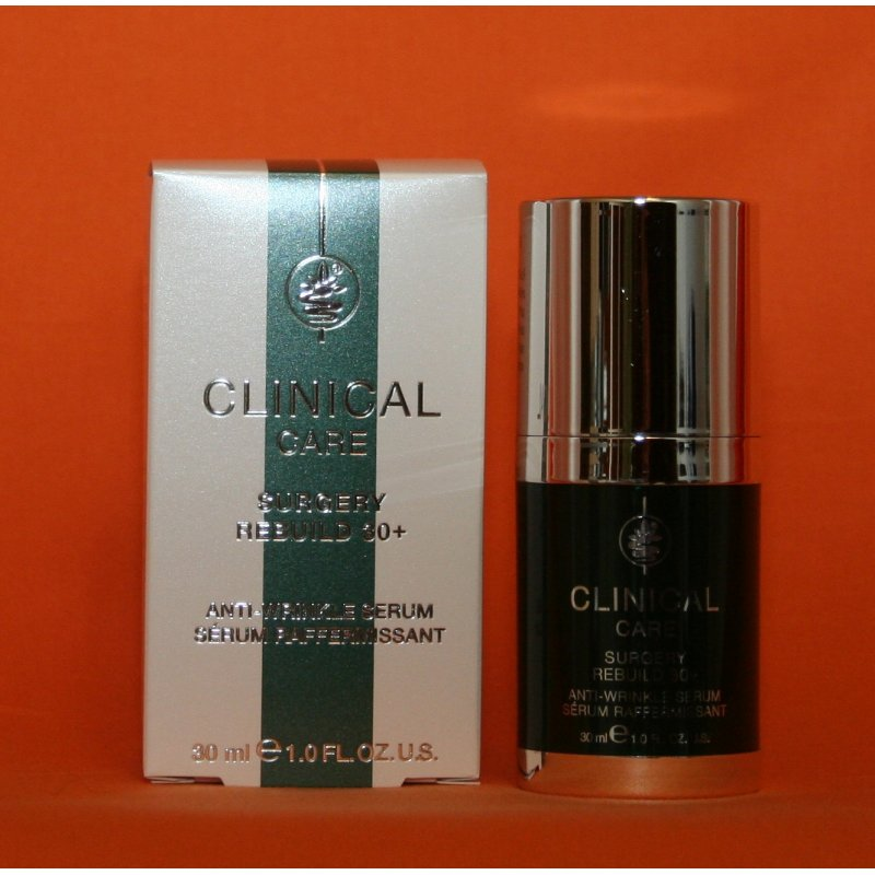 Healthcosmeticals - Clinical Care - Surgery Serum Rebuild 30+ 30 ml