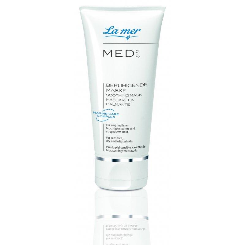La Mer Med Beruhigende Maske Ohne Parfum 50ml