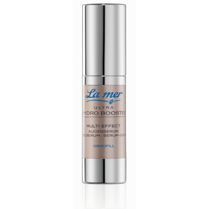 La Mer - Ultra Hydro Booster - Multi Effect Augenserum ohne Parfüm (15ml)