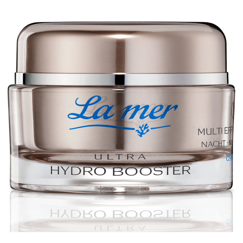 La Mer - Ultra Hydro Booster - Multi Effect Cream Nacht mit Parfüm (50ml)