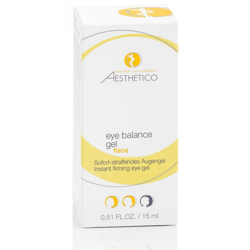 Aesthetico Eye Balance Gel 15 ml (GP: 422,41 € pro 100 ml)