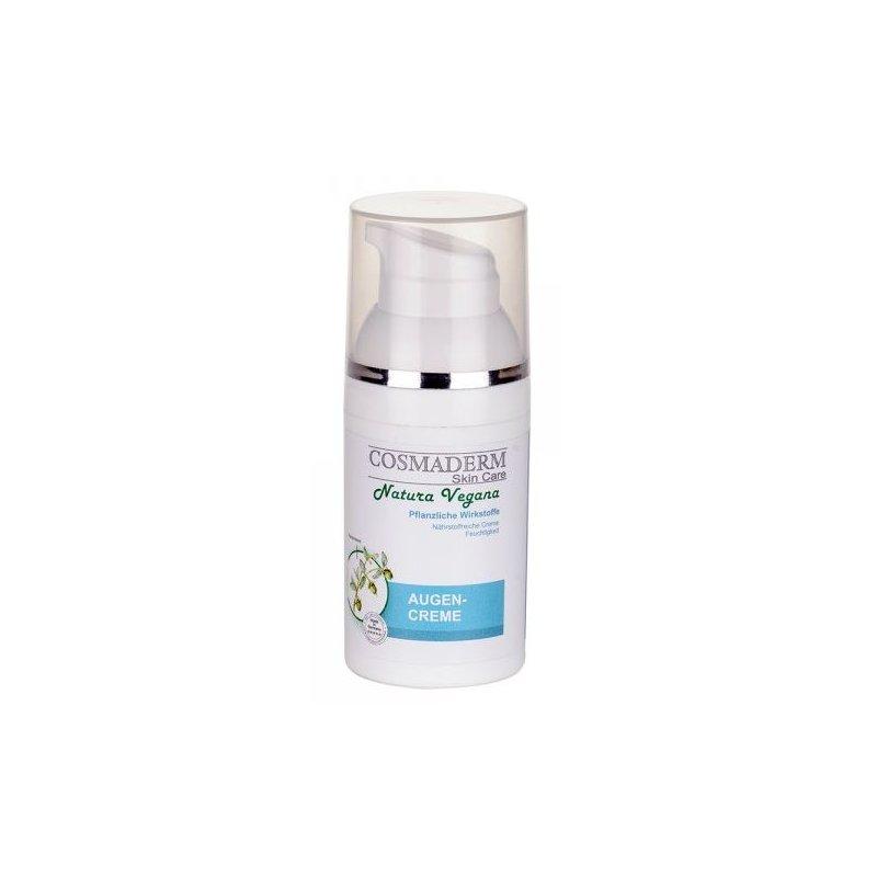 Cosmaderm - Natura Vegana Augencreme (30ml) (GP: 123,15 € pro 100 ml)