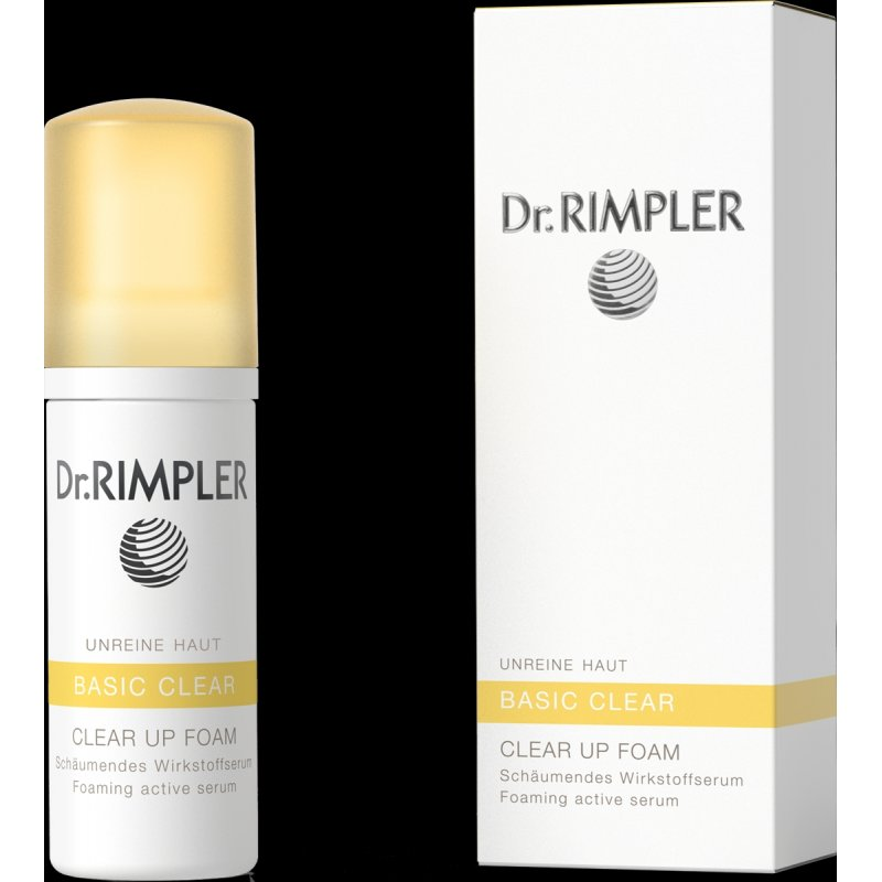 Dr. Rimpler - Basic Clear - Clear Up Foam (50ml)