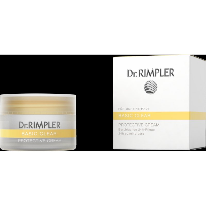 Dr. Rimpler - Basic Clear - Protective Cream (50ml)