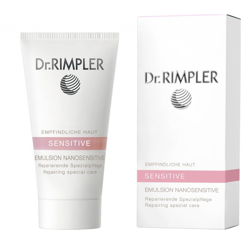 Dr. Rimpler - Sensitive - Emulsion Nanosensitive (50ml) (GP: 46,69 € pro 100 ml)