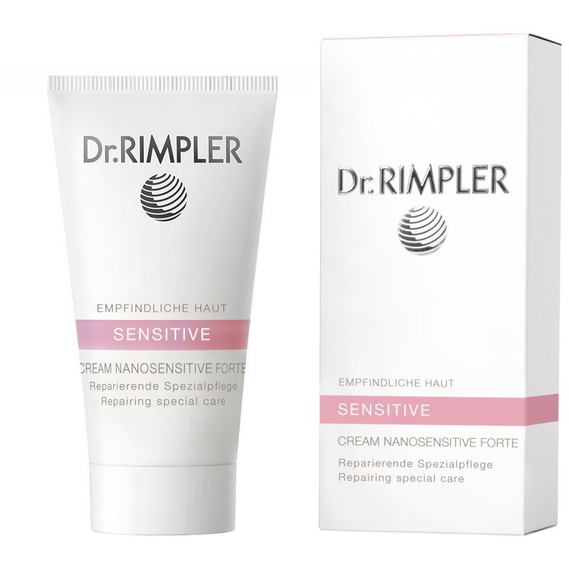 Dr. Rimpler - Sensitive - Cream Nanosensitive forte (50ml) (GP: 81,78 € pro 100 ml)