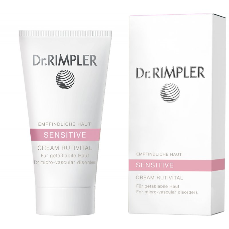 Dr. Rimpler - Sensitive - Cream Rutivital (50ml) (GP: 79,84 € pro 100 ml)