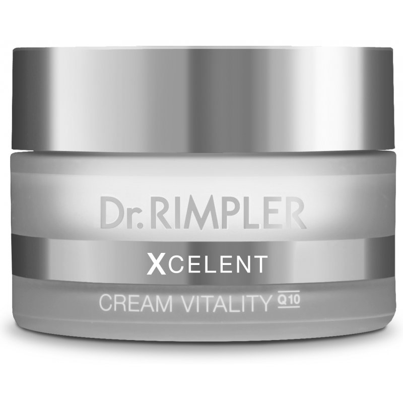 Dr. Rimpler - Xcelent - Cream Vitality (50ml) (GP: 122,73 € pro 100 ml)