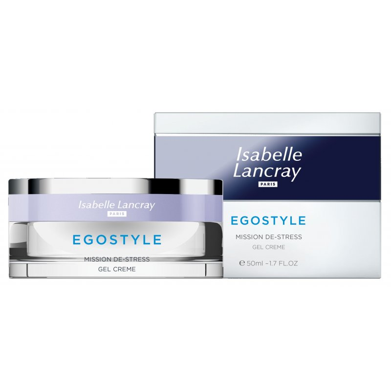 Isabelle Lancray - Egostyle -Mission De-Stress Gel Creme (50ml)