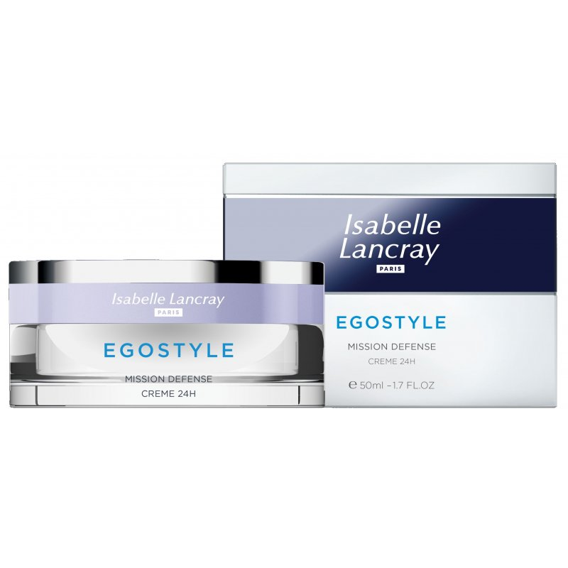 Isabelle Lancray - Egostyle -Mission Defense Creme 24h (50ml)