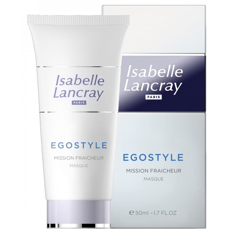 Isabelle Lancray - Egostyle - Mission Fraicheur Masque (50ml)