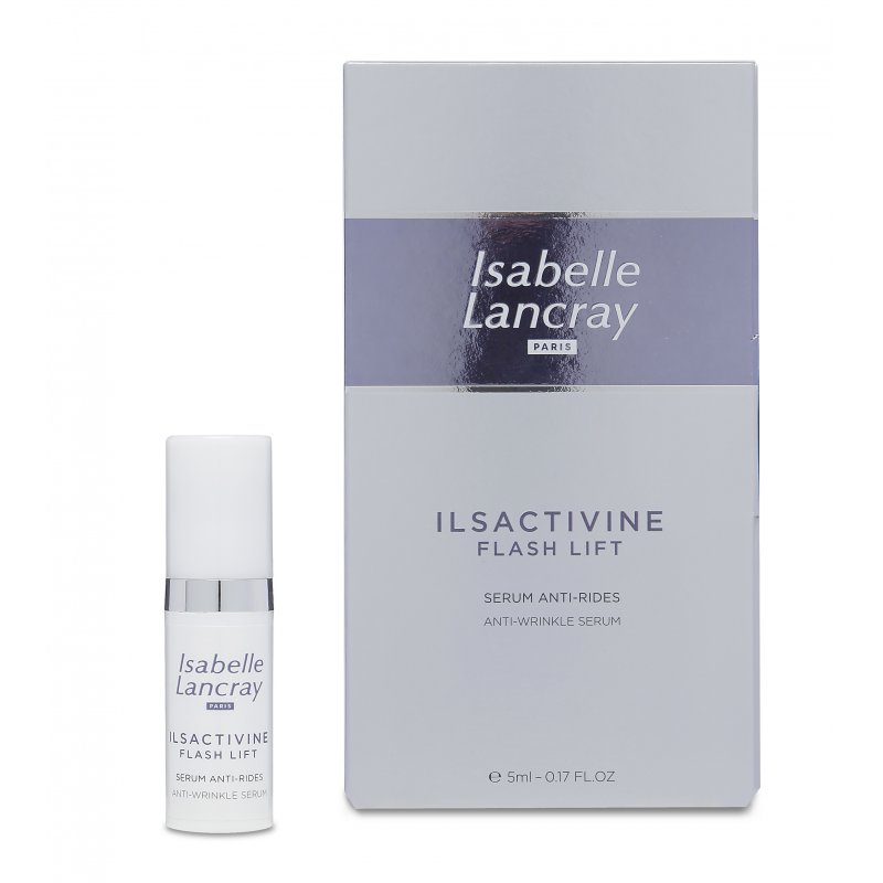 Isabelle Lancray - ILSACTIVINE -  Flash Lift Serum anti-rides (5ml)