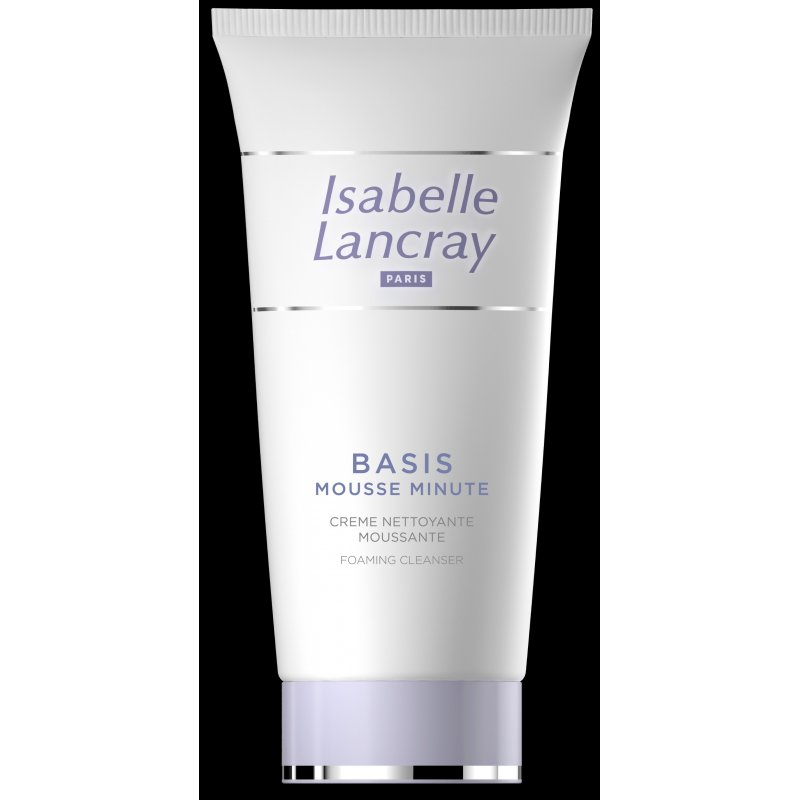 Isabelle Lancray - Basis - MOUSSE MINUTE Crème Nettoyante (150ml)