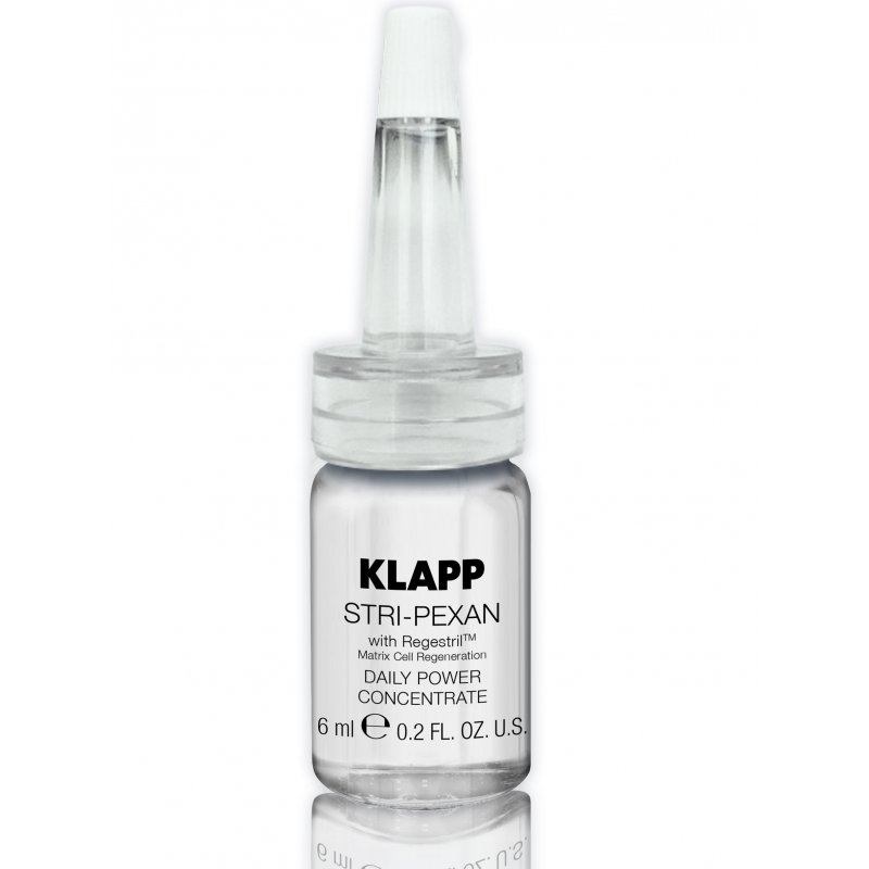 Klapp - Stri-Pexan Daily Power Concentrate 4x6 ml