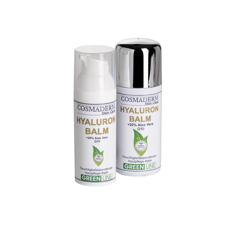 Cosmaderm - Hyaluron-Balm Greenline