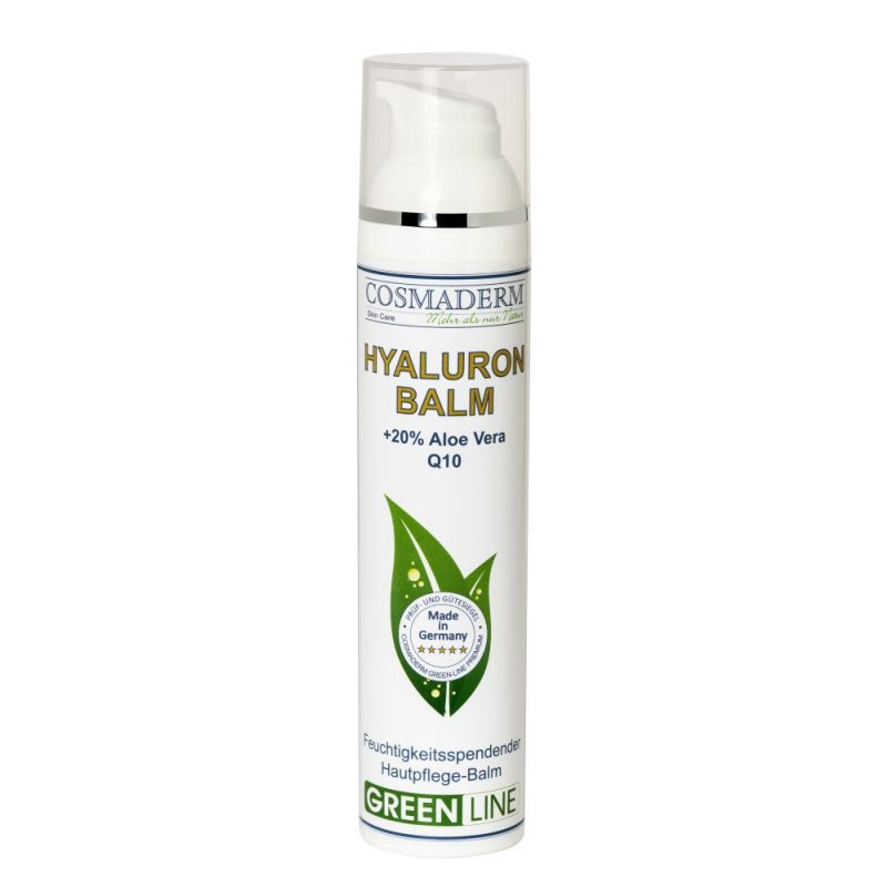Cosmaderm - Hyaluron Balm Greenline - 100ml
