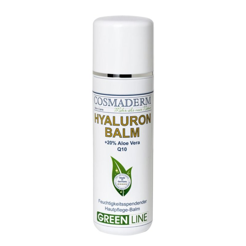 Cosmaderm - Hyaluron Balm Greenline - 200ml