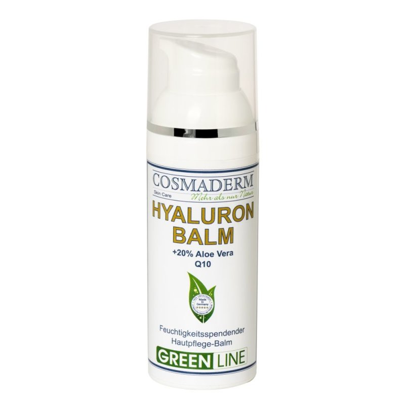 Cosmaderm - Hyaluron Balm Greenline - 50ml