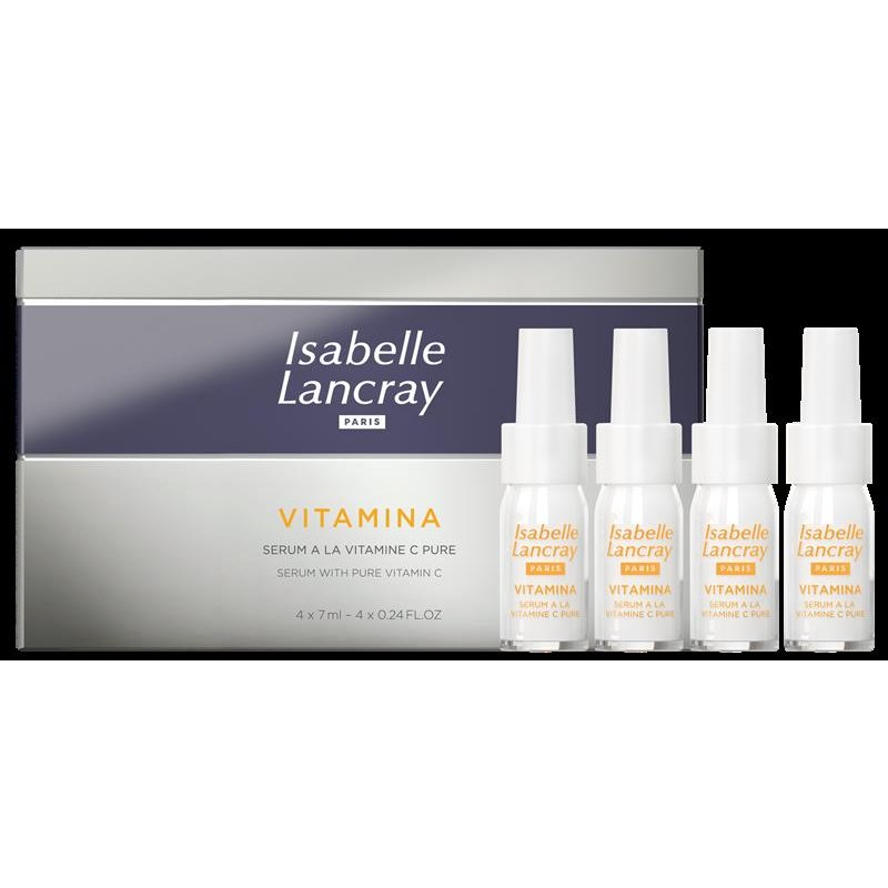 Isabelle Lancray - Vitamina - C-Serum (4x7ml)