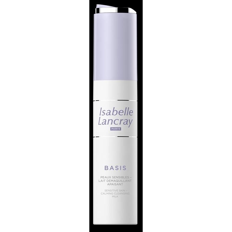Isabelle Lancray - Basis - PEAUX SENSIBLES - Lait Démaquillant (200ml)