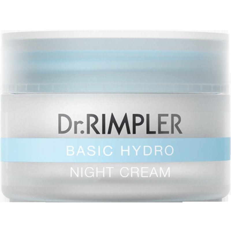 Dr. Rimpler - Basic Hydro - Night Cream (50ml)