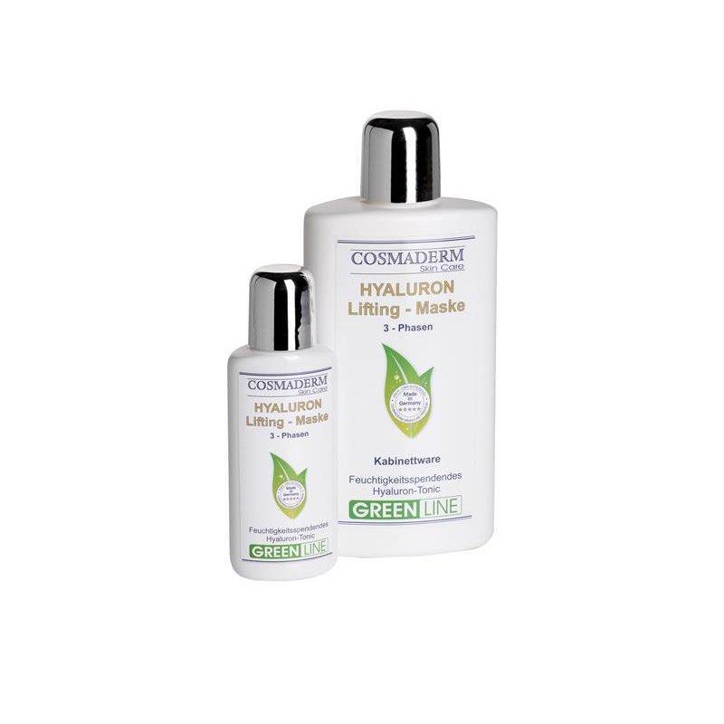 Cosmaderm - Hyaluron-Maske Greenline 1 St.
