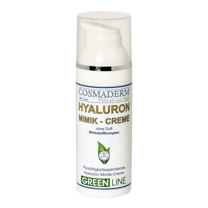 Cosmaderm - Hyaluron Mimik Creme, 50ml