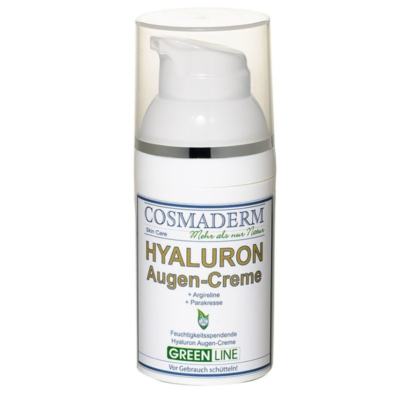 Cosmaderm Hyaluron- Augencreme (30ml) (GP: 123,15 € pro 100 ml)