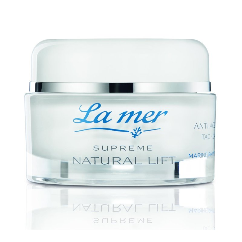 La Mer - Supreme Natural Lift - Anti Age Creme Tag ohne Parfüm (50ml)