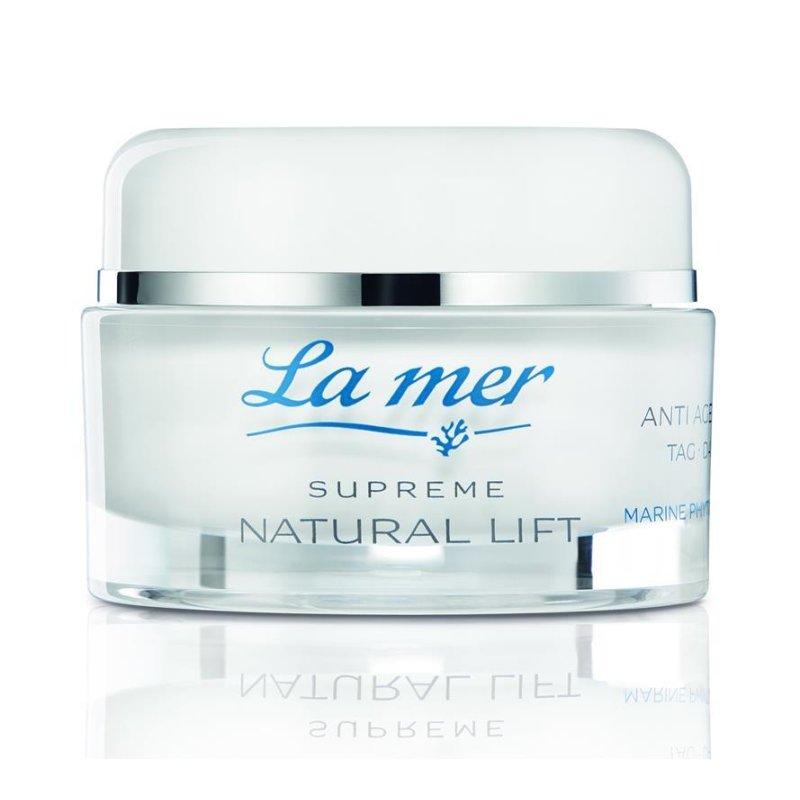 La mer Cosmetics La Mer - Supreme Natural Lift - Anti Age Creme Tag mit Parfüm (50ml) (GP: 110,95 € pro 100 ml)