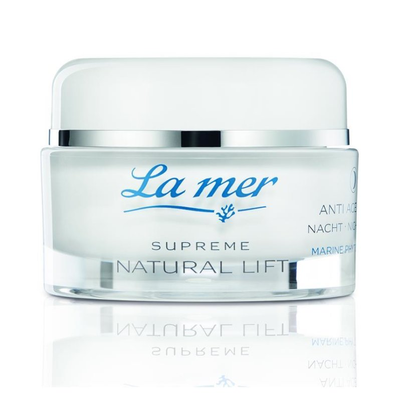 La Mer - Supreme Natural Lift - Anti Age Cream Nacht mit Parfüm (50ml)