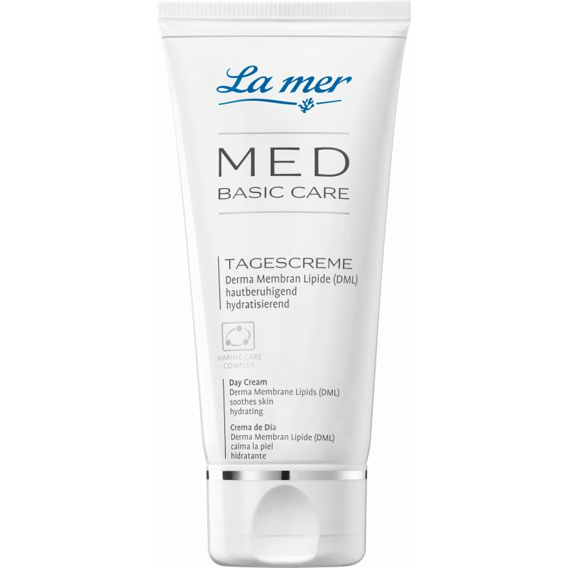 La mer Cosmetics La Mer - Med Basic - Gesichtscreme Tag ohne Parfüm (50ml) (GP: 53,54 € pro 100 ml)