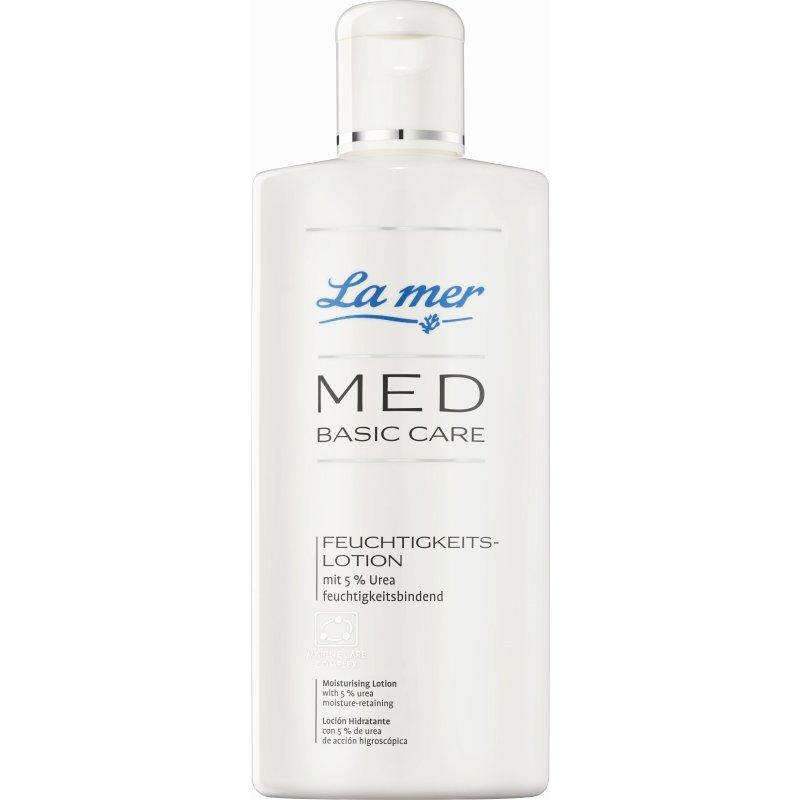 La mer Cosmetics La Mer - Med Basic - Feuchtigkeitslotion ohne Parfüm (200ml) (GP: 13,85 € pro 100 ml)