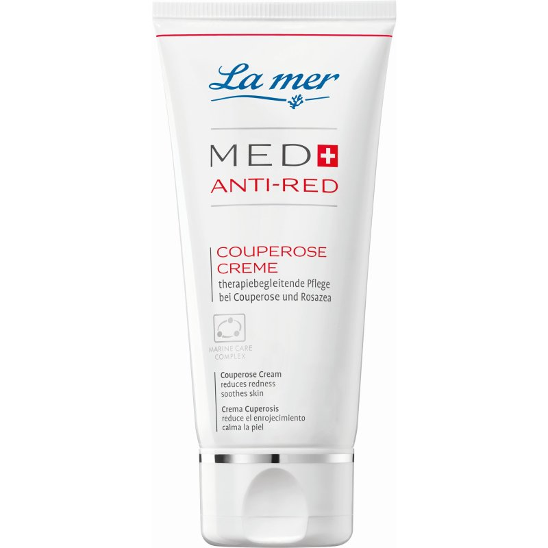 La Mer - Med+ Anti Red - Couperose Creme ohne Parfüm (50ml)
