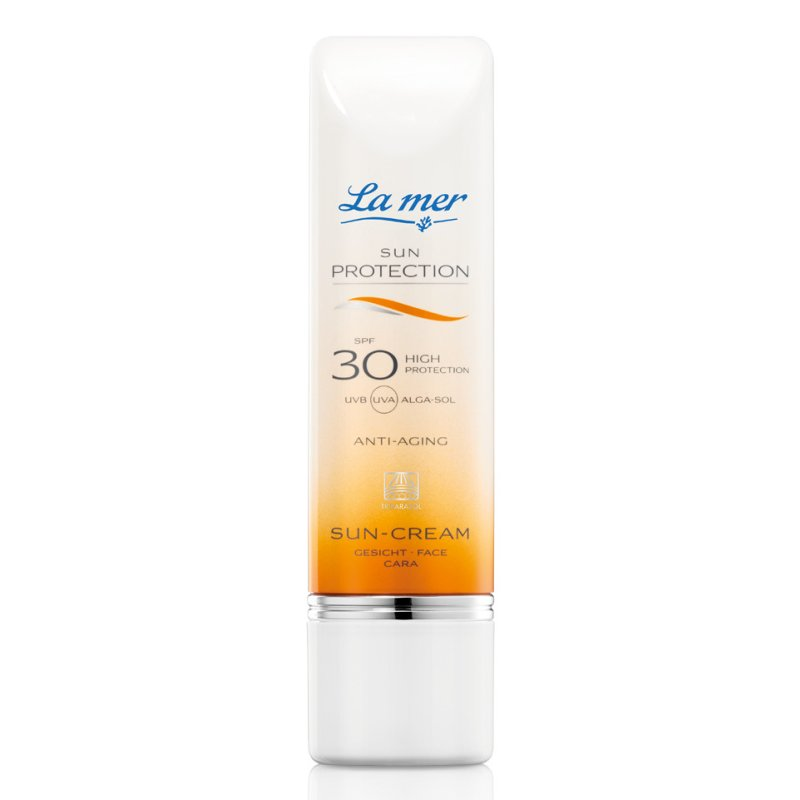 La Mer - Sun Protection - Sun Cream SPF30 Gesicht mit Parfüm (50ml)