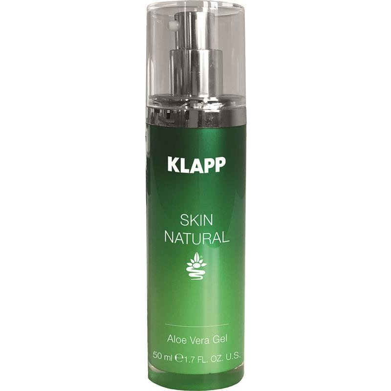 Klapp Cosmetics Klapp - Skin Natural Aloe Vera Gel 50 ml (GP: 53,69 € pro 100 ml)