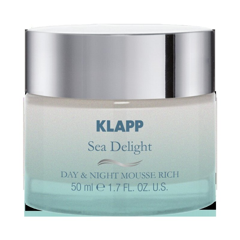 Klapp - Sea Delight - Day & Night Mousse Rich 50ml