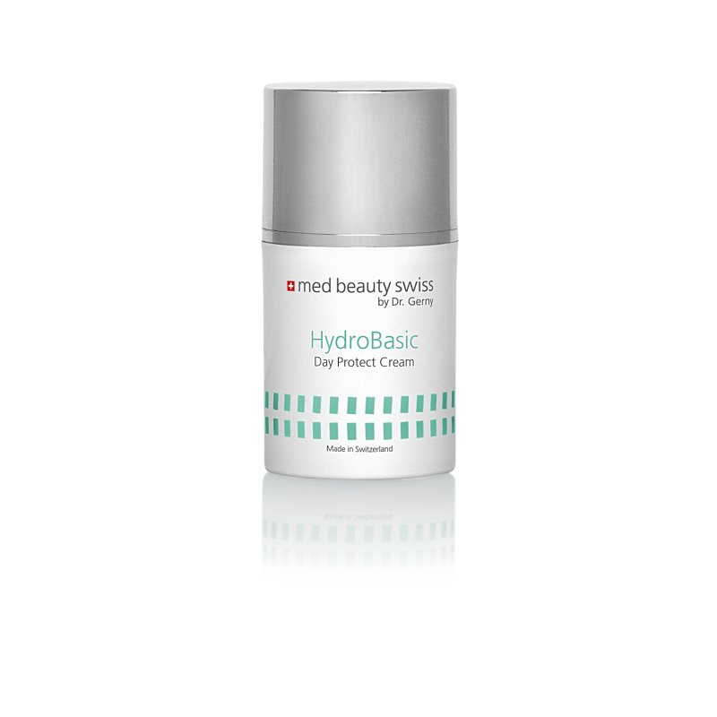 Med Beauty Swiss - HydroBasic Day Protect Cream (50ml)