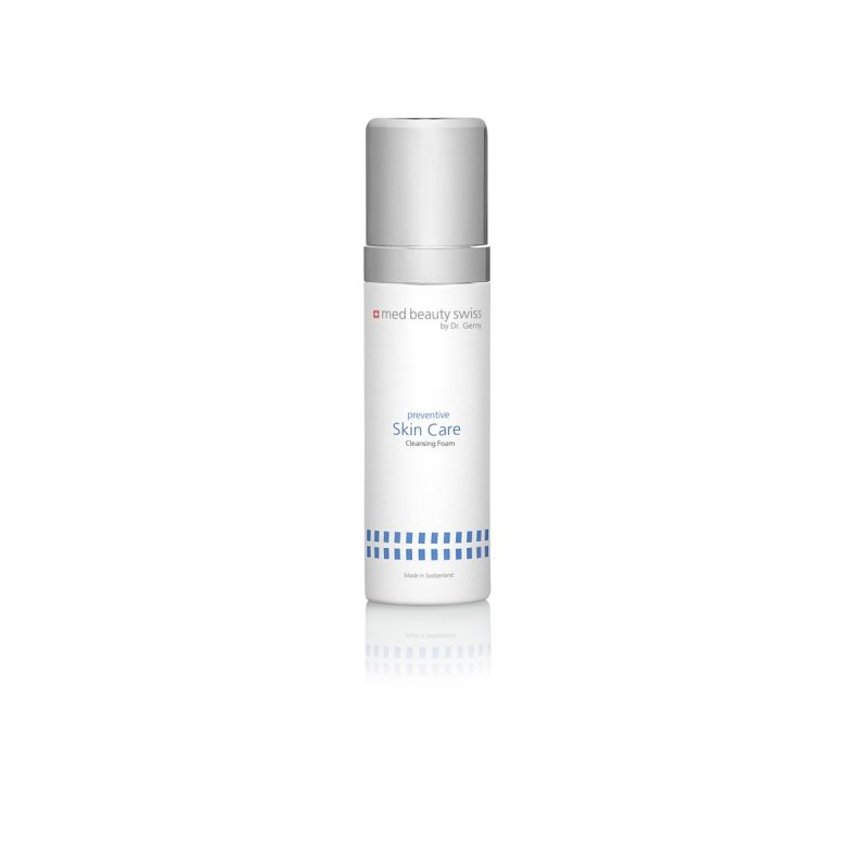 Med Beauty Swiss - preventive Skin Care Cleansing Foam (150ml)