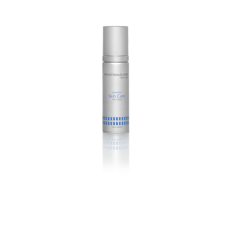 Med Beauty Swiss - preventive Skin Care Light Cream (50ml)