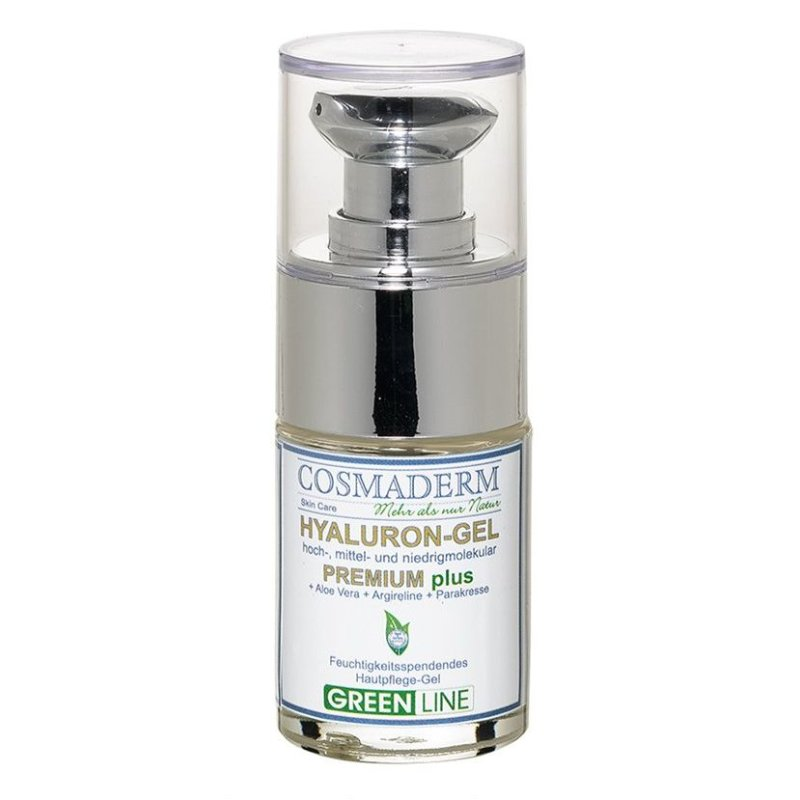 Cosmaderm - Hyaluron-Gel Premium Plus 15 ml