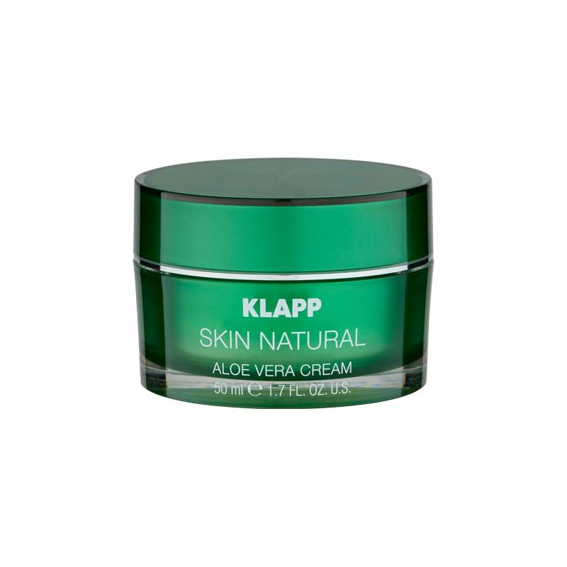 Klapp Cosmetics Klapp - Skin Natural Aloe Vera Cream 50 ml (GP: 62,82 € pro 100 ml)