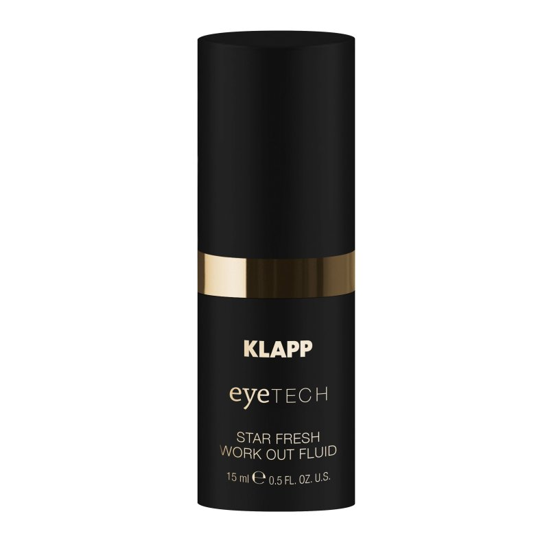 Klapp - eyeTECH Star Fresh Work Out Fluid (15ml)